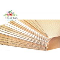 Wholesale Professionl Factory Made Recyclable White Paper Honeycomb Boards from china suppliers
