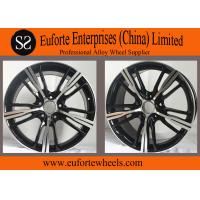 Wholesale 18 inch black machine face bmw replica wheels for 228i 4 series coupe concep from china suppliers