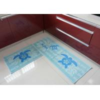 Wholesale Recycled Rectangular decorative kitchen floor mats support Dry cleaning from china suppliers