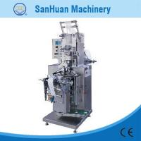 Quality Fully Automatic Vertical Fragant Napkin Paper / Wet Tissue Packing Machine for sale