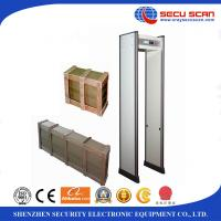 Wholesale 18 zones Walk Through Metal Detector AT-300B with CE and ISO from china suppliers