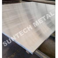 Wholesale Duplex S32205 / SA516 Gr.70 Stainless Steel Clad Plate Auto Polished from china suppliers