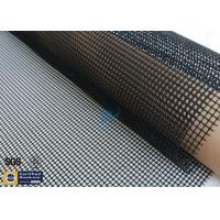 Wholesale 260℃ PTFE Coated Fiberglass Fabric Black 4x4 Industrial Conveyor Belt Roll from china suppliers