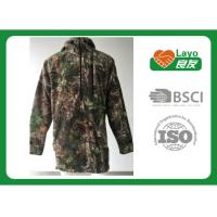 Wholesale 100% Polyester Outdoor Softshell Jacket Tactical For Camping / Hiking / Climbing from china suppliers