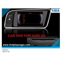 Buy cheap 7inch HD touch screen car dvd gps android car dvd player for Audi Q5 right hand 2008-2013 from wholesalers