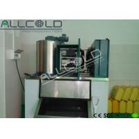 Wholesale Vegetable / Fruits Shops Flake Ice Machine Commercial Energy Saving 1.5 Tons / Day from china suppliers