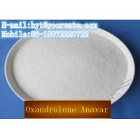 Wholesale Purity 99% CAS53-39-4 Testosterone Steroid Oxandrolone Anavar for Anabolic Steroid from china suppliers