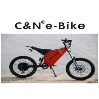 Wholesale 72v 5000w Power Stealth Bomber Off Road Electric Bike High Speed Carbon Steel Material from china suppliers
