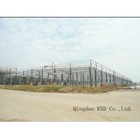 Portal Frame Prefabricated Light Steel Structure Building