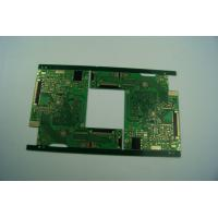 Wholesale High Frequency Controlled Impedance PCB Printed Circuit Board Black Silkscreen 28 Layer from china suppliers