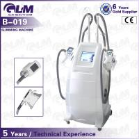 Wholesale Weight Loss cavitation+RF+Vacuum slimming machine with two handpieces from china suppliers