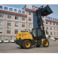 Quality Triplex Mast Rough Terrain Forklift Loader for Sale for sale