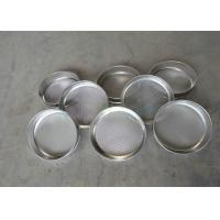 Wholesale High dense wire mesh specialist stainless steel test sieve in China from china suppliers