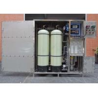 Wholesale Fully enclosed 500LPH RO Water Treatment System Water Purifier Filter from china suppliers