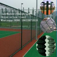 Wholesale (50*50MM 100*100MM) Chain Link Fence (Manufacturer ISO9001 ) from china suppliers