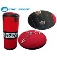 Wholesale 60cm 80cm 1m 1.2m PU  /oxford Kick Boxing punching bag, sand bag with customized logo from china suppliers