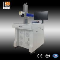 Quality Max Raycus Ipg Laser Source Fiber Laser Marking Machines 1064 Nm Long Operating Life for sale