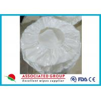 Wholesale Needlrpunch Nonwoven Comfort Shampoo Cap Rinse Free Microwaveable Disposable from china suppliers