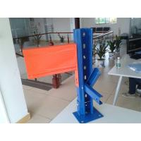 Wholesale Pallet Racking Heavy Duty Racking System With Steel Plate Decking 2400H * 1000D * 2300L from china suppliers