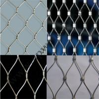 Quality stainless steel wire rope mesh for sale