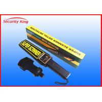 Wholesale MD3003B1 Portable Metal Detector , handheld body scanner High Sensitivity from china suppliers