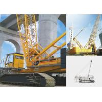 Wholesale Durable Lattice Boom Construction Crawler Crane QUY130 With High Performance from china suppliers