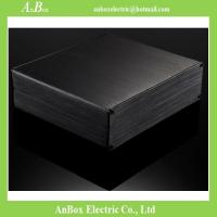 Wholesale 130/150/200x 152x44mm DIY aluminum enclosures for instrument PCB Box wholesale and retail from china suppliers