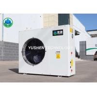 Wholesale Eco Friendly Home Air Source Heat Pump / Air Source Heat Pump Central Heating from china suppliers