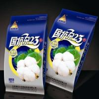 Wholesale Stand Up Pouch Plastic Corn Seed Bag , Fertilizer Packaging Bags Easy Peel from china suppliers