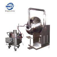 Buy cheap Tablet Sugar Coating Machine Byc 1000 (A) with contact part with 304 stainless steel from wholesalers
