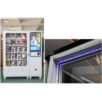 Wholesale Drop Sensor Book Stationery Vending Machine By Coin / Credit Card Pay from china suppliers