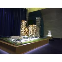 Wholesale Modern Architecture Model Building  / Beautiful  Scale Models  Architecture Model Supplies from china suppliers