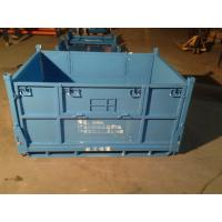 Wholesale durable and heavy loading capacity auto parts warehouse metal container from china suppliers