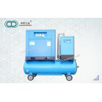 China Small Rotary Screw Air Compressor Stainless Steel Energy Saving FD-HL-119  with cold dryer on sale
