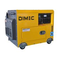 Wholesale Diesel Generator PME6700SE from china suppliers