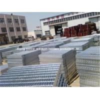 Wholesale Square / Rectangular Stainless Steel Grating Panels Hot Dipped Galvanized Surface Treatment from china suppliers