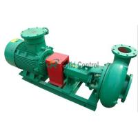 Wholesale China supplier Mud cleaner supplied pump Centrifugal pump for Oil gas drilling system from china suppliers