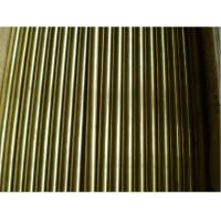 Wholesale DIN1785 ( CuZn20Al2 ) Seamless Copper Tube / Tubing 15mm , 10mm from china suppliers