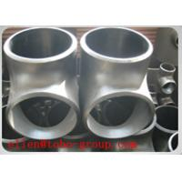 Wholesale ASTM A403 WP316Ti lateral tee from china suppliers