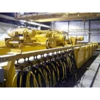 Wholesale ISO9001 100 Tons overhead Casting cast Crane For Hot metal crane Work from china suppliers