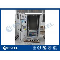 Wholesale Double Wall Outdoor Telecom Cabinet , Outdoor Electrical Cabinets And Enclosures from china suppliers