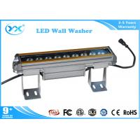 Wholesale Dimmer wall washer led lights for Architecture / 18W led wall wash lighting from china suppliers