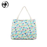 Wholesale Wholesale custom logo organic factory price cloth bag nice design canvas beach bag canvas shopping bag from china suppliers