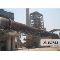 Wholesale Environmental Protection Industrial Rotary Calciner Cement Kiln 0.23-2.26r/min from china suppliers