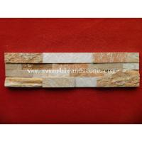 Buy cheap Cultue Stone /Quartz Culture Stone /Yellow Culture Stone 600x150 from wholesalers