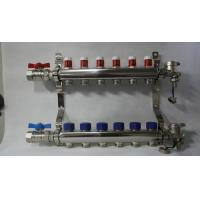 Wholesale Radiant Floor Manifold For Underfloor Heating 304 Stainless Steel from china suppliers