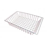 Wholesale Galvanize steel / black steel welded wire mesh panels for restaurant, barbeque and picnic from china suppliers