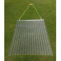 Wholesale Stainless Steel 201,Steel Infield Drag Mats,Metal Bridle Nylon Rope,Flexible Steel Mats from china suppliers