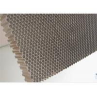 Quality Aluminum Honeycomb Panels For Metal Roofing WIth PVDF/PE Coating Max. Width 2300mm for sale