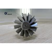 Buy cheap GT25 GT2556S 434714-0013  Turbo Turbine Wheel ,  Shaft Rotor for Turbocharger 711736-0029 from wholesalers